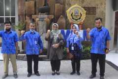 Ibu Dr. Fatmaningrum, SH  M.Pd. ( Kepala Dinas Pendidikan dan Kebudayaan Provinsi Jawa Tengah )